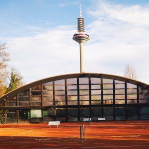 Tennis spielen in Frankfurt