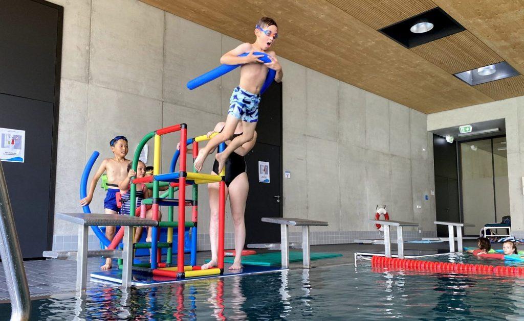 Schwimmkurse in Frankfurt